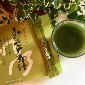 日本原産スーパーフード「明日葉」がたっぷり!「ふるさと青汁」の口コミ