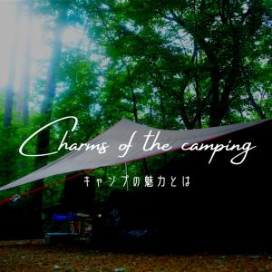 改めて感じるファミリーキャンプの魅力とは?