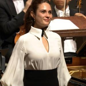 【巨パイ】NHK教育でアンナ・ヴィニツカヤのクラシック巨パイがヤバイ