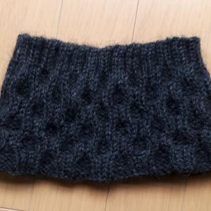 アラン模様のセーターのおまけ