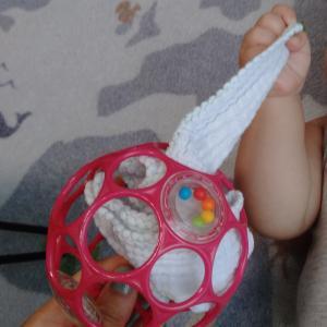【遊び】オーボールで子どもの成長を感じる
