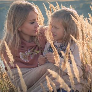 誰と寝るかくじ引きで決めては「やっぱりママと」という娘に、やめてほしいと話したときのこと