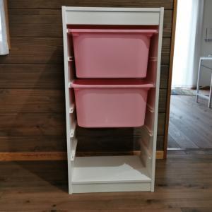クローゼットのリニューアルに選んだ収納家具は?