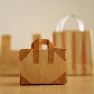 捨てちゃう紙袋の特徴3つ【整理収納アドバイザーが質問に答えます】