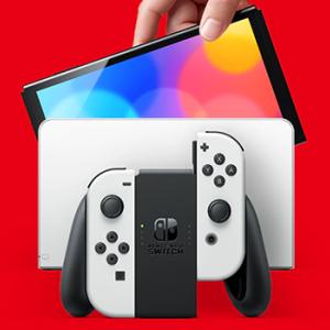 Nintendo Switch(有機ELモデル)抽選予約受付開始!予約店まとめ