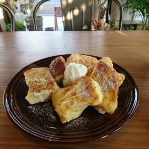 Cafe Hakurin で 午後の珈琲を頂きました。
