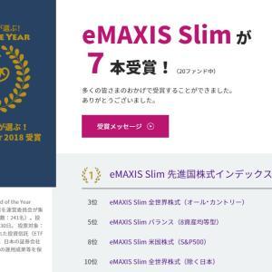 SBIVOOの信託報酬率業界最安値に対してeMAXIS Slim(S&P500)も値下げを発表