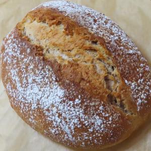 甘酒酵母液でくるみパン!こりずにまた作りました!