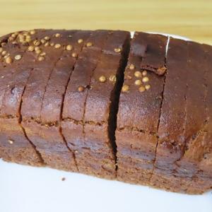 ラトビア産のボロディンスキー・ライ麦パンを食べてみました