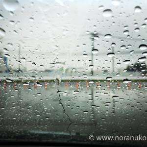 長雨が続く今週は「労役時代」を思い出す。