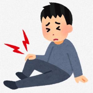 【51歳独り暮らし】関節痛
