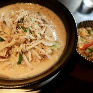 青葉区本町・自家製極太麺 みそ家で「みそラーメン」//「仙台で一番美味しい」と書いてあるが果たして・・・。