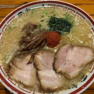 太白区長町・田中そば店で「山形辛みそらーめん」//