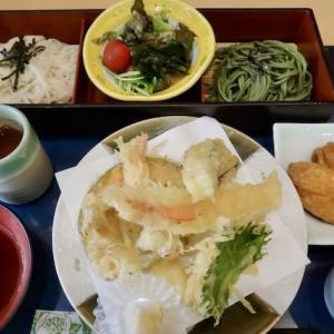 泉区高森・喜久水庵で「けやき御膳」//お茶屋さんらしい食べ物もあり。(ランパス利用)