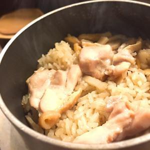 寒くてだるい朝は旬の炊き込みご飯で元気に!