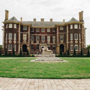 Ham House @ Richmond, London, UK * テムズ沿いにある、美しい17世紀のお屋敷