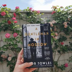 (Book Review / 感想) A Gentleman in Moscow / Amor Towles