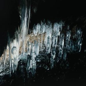 自然創造 氷の世界