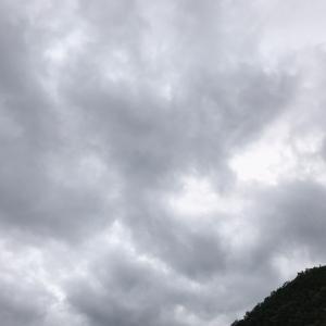 台風10号上陸