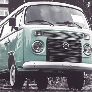 フォルクスワーゲン VW トロイカ キーホルダー・キーリング