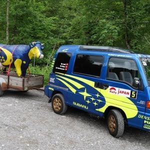 スバル STI キーホルダー・キーリング  USスバル