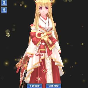 彩祥冠髮☆彩祥巫女