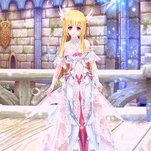 深海の姫礼装