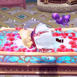 白雪姫のローズベッド