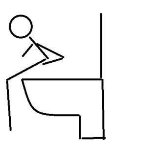 自動で流れる水洗トイレの構造がおかしいと話したら、ケツの拭き方がおかしいと指摘された話