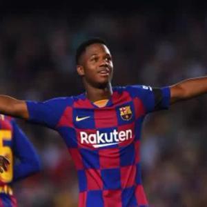 サッカーキング:現地紙がリーガ今節のベスト11を発表!バルセロナで躍動する16歳らが選出 – 毎日新聞