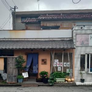 川越の蕎麦屋「菊や」