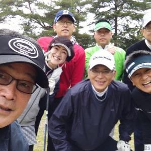 バカ会IN富士の杜ゴルフクラブ
