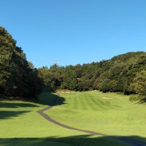 ベストコンディションの「さいたまゴルフクラブ」でラウンドです。