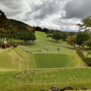 初秋のホーム富士の杜ゴルフクラブ