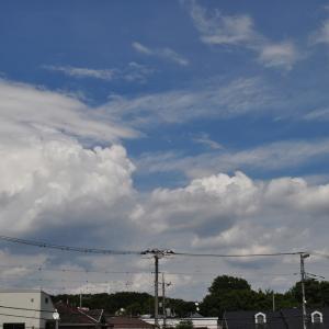 65s  写真の中の空、そして雲・・・・・!