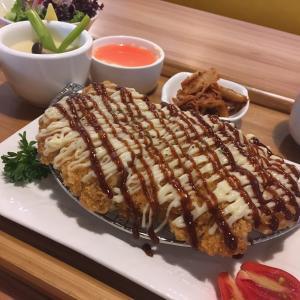 ヤンゴンで「日本の食事」  ♯9