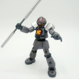 ABX-00(ダンボール戦機)を作ってみた(レビュー・評価・感想)