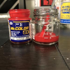 ガンプラやプラモデルの塗装で失敗しない塗料の希釈方法