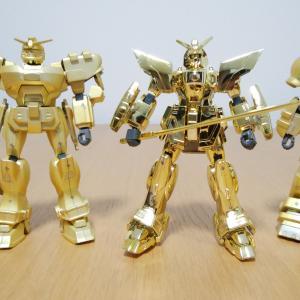 【ゴールドメッキ】おすすめガンプラ5選