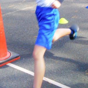 【長男】マラソン大会