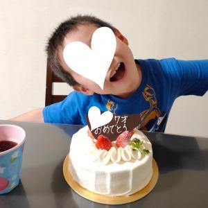 【次男】7歳のお誕生日