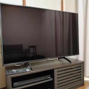 雨続き/newテレビ
