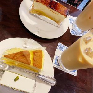 チーズケーキを食べにちょっと赤坂見附まで