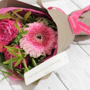 可愛いお花と簡単ご飯