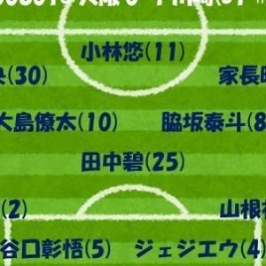 200801G大阪0-1川崎(J1 #8)