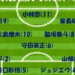 200920浦和0-3川崎(J1 #17)