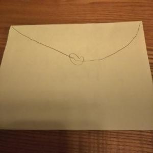 母の日の手紙