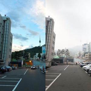 暫定【地球上で最も空気が汚い都市】へ