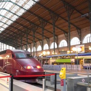 フランスからベルギーに電車で行く方法 実際に行ってみて困ったこと・解決できた方法をご紹介