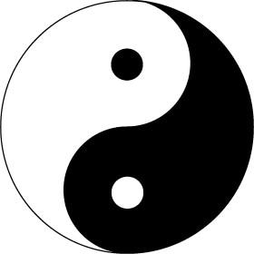 陰神社と陽神社